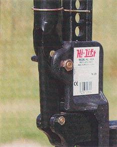 хай-лифт HL-604