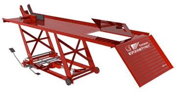 Платформенный подъемник грузоподъемностью 450 кг. СОРОКИНСТРУМЕНТ®