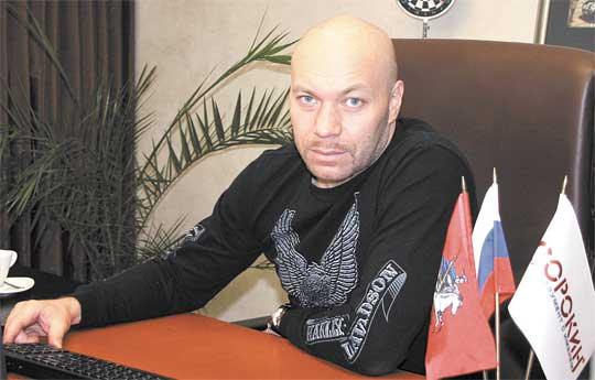 Сорокин Павел Александрович, основатель бренда СОРОКИН®