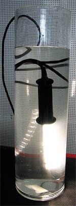 Светодиодный светильник СОРОКИН не боится влаги