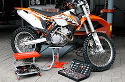 Специнструмент для мотоциклов