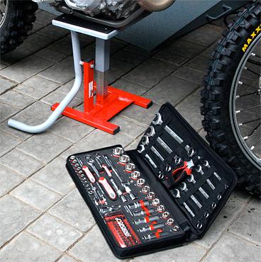 Инструмент для мотоциклов