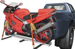 Площадка для перевозки мотоциклов