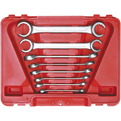 Набор ключей накидных Universal 8-32мм 8 предметов  СОРОКИН