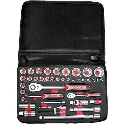 Набор инструментов в кофре Multibox 132 предмета