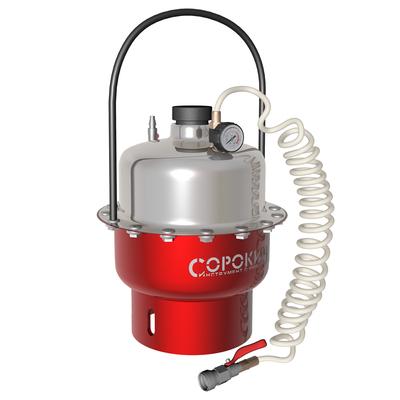 Установка  для замены тормозной жидкости СОРОКИН