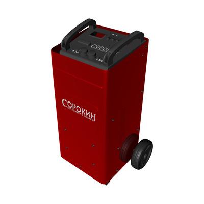 Пускозарядное устройство 300А, 12-24В, 220В