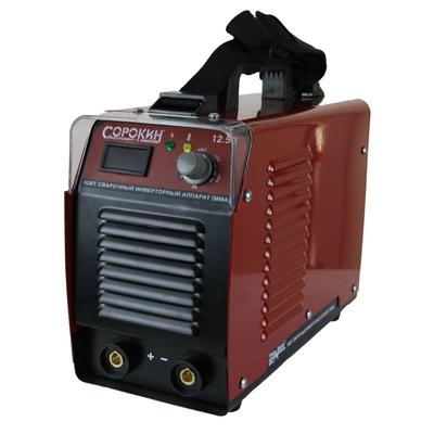 Сварочный аппарат инверторный MMA 1,6-4,0мм, 220В, 10-160А, 6КВт