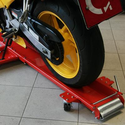 Подвижный стенд для мотоцикла 0,5т