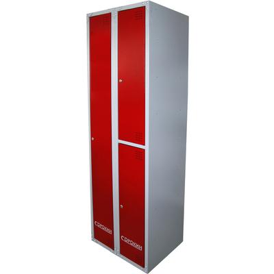 Шкаф одёжный двухсекционный