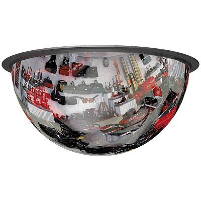 Зеркало купольное 600мм СОРОКИН