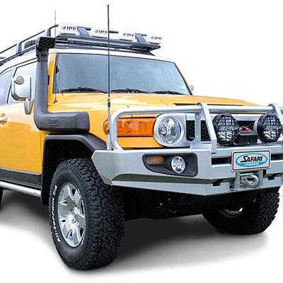 Шноркель для Toyota FJ Cruiser 1GR-FE 4,0L-V6 бензин