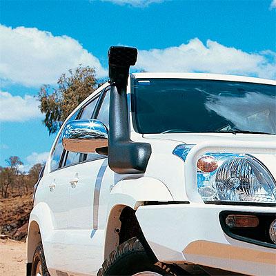 Шноркель для Toyota Land Cruiser Prado 120, бензин 1GR-FE 4,0L V6