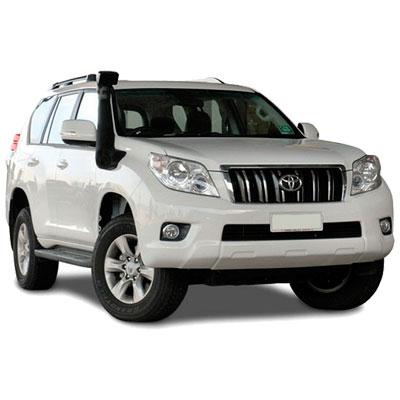 Шноркель для Toyota Land Cruiser Prado 150, дизель 1KD-FTV 3,0L 4