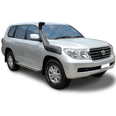 Шноркель для Toyota Land Cruiser 200,  дизель 1 VD-FTV 4,5 L V8 /  бензин 2UZ-FE 4,7L -V8 DOHC