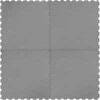 Напольное покрытие Шагрень, серое, 1м2