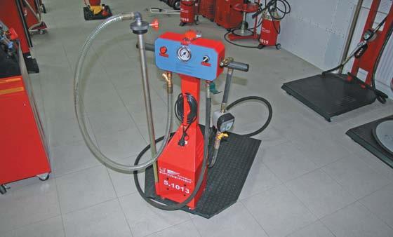 Электрическая маслораздаточная установка «Сорокинструмент»