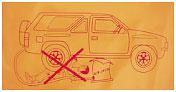 Меры безопасности при работе с надувным домкратом