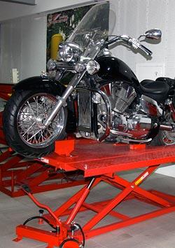 Платформенный подъемник для мотоцикла. СОРОКИНСТРУМЕНТ®