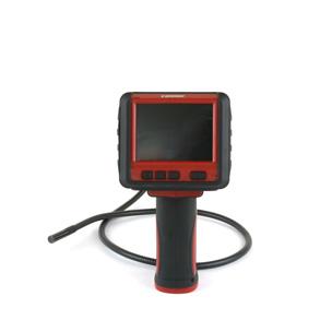 Видеоэндоскоп, зонд с подсветкой, d 9мм, длина 1м, съемный TFT-LCD дисплей 3,5