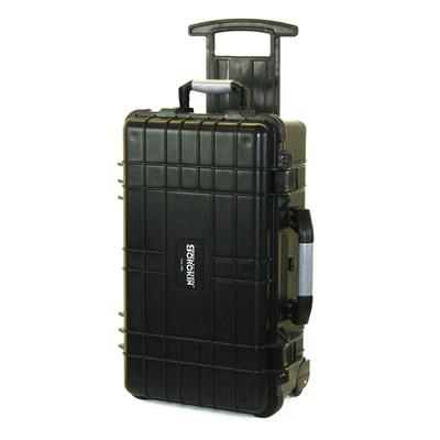 Кейс защитный ударопрочный на колесах 560х350х230мм