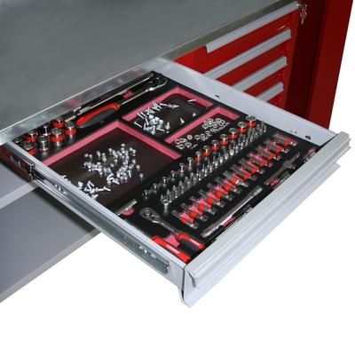 Инструмент дюймовый в ложементе Standart 24 предмета