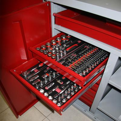 Инструмент под 1/2 в ложементе Standart 28 предметов