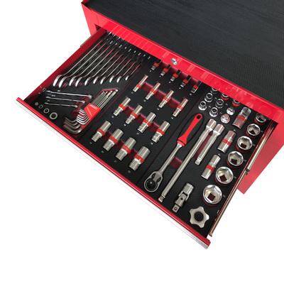 Инструмент под 1/4 в ложементе Standart 75 предметов