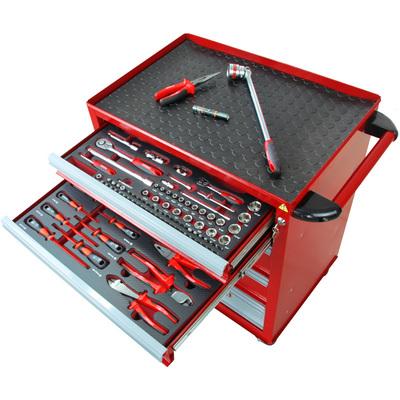 Инструмент в ложементе Great дюймовый 65 предметов