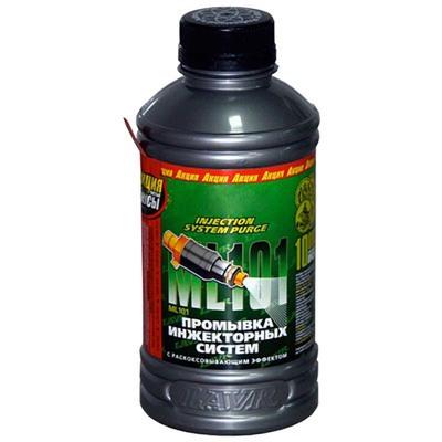 Жидкость для промывки инжекторных систем с раскоксовывающим эффектом