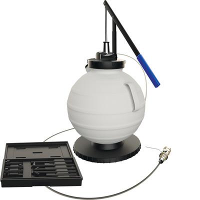 Установка для замены масла в АКПП с ручным приводом