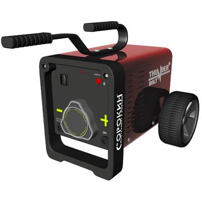 Сварочный аппарат 2,0-4,0мм, 220В, 55-160А, 6,2КВт