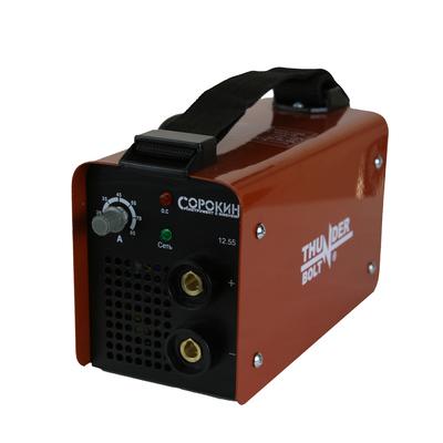 Сварочный аппарат инверторный MMA 1,6-2,0мм, 220В, 10-85А, 2,2КВт