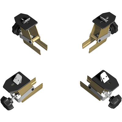 Комплект адаптеров для мотоколёс на шиномонтажный стенд, 8-22