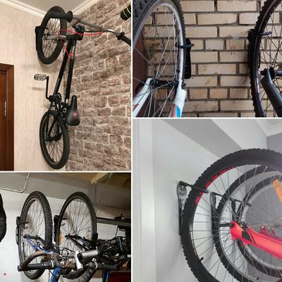 Велокронштейн вертикальный