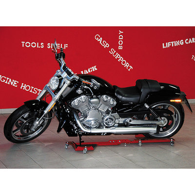 Подвижный стенд для мотоцикла 0,6т
