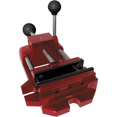 Тиски станочные быстрозажимные 160 мм