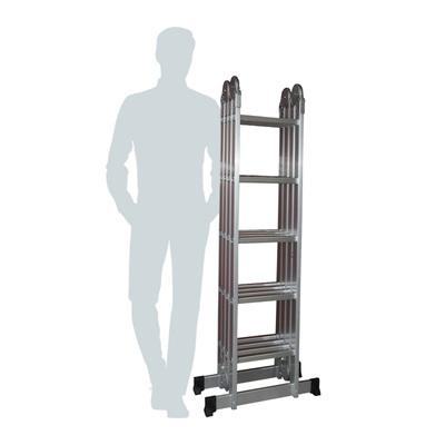Лестница-трансформер 4х5 5,7м