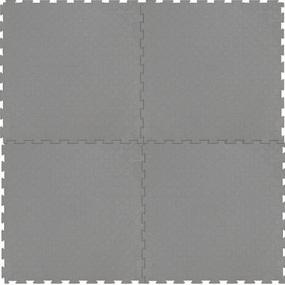 Напольное покрытие Монетка, серое, 1м2