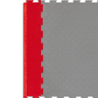 Порог Монетка, красный, 50см