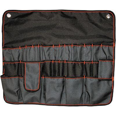 Сумка-Roll для инструмента, 30 ячеек, 560х485мм