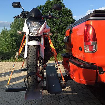 Площадка для транспортировки мотоциклов 0,27т