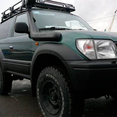 Шноркель для Toyota 90 Series Land Cruiser Prado