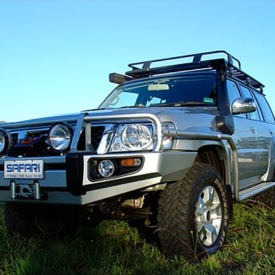 Шноркель для Nissan Patrol Wagon
