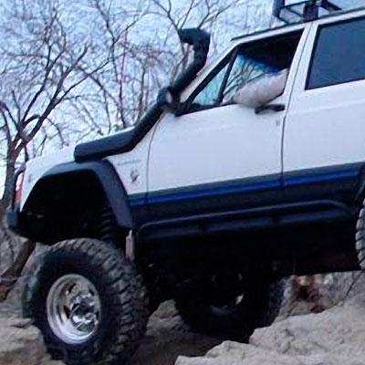 Шноркель для Jeep Cherokee AMCI6 4,0L-I6 бензин