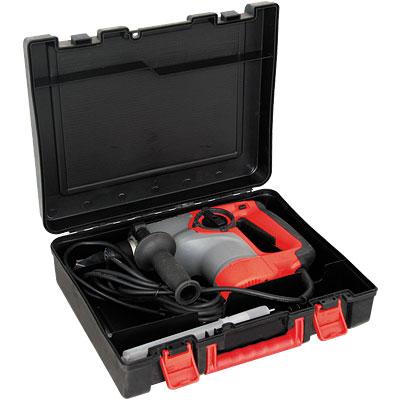 Перфоратор электрический 3-режима 0,8кВт, 28мм, 0-1100об/мин, 220В/50Гц