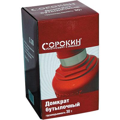Домкрат бутылочный 30т