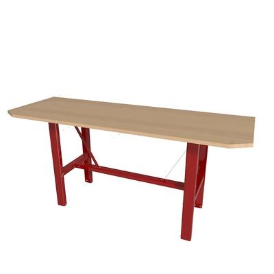 Стол слесарный деревянный Great