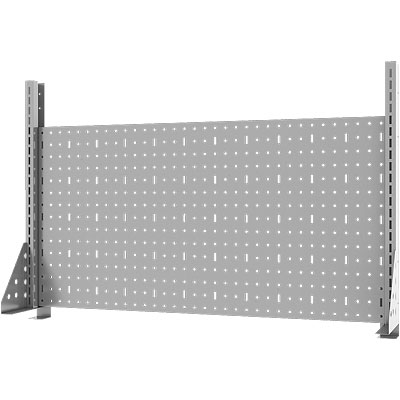 Держатели перфорированной панели 0,5м