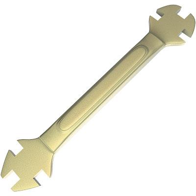 Ключи для спиц 4-7мм, 4шт.